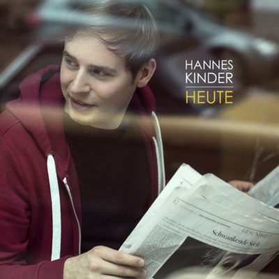 Cover 2400px Heute Single (Hannes Kinder)
